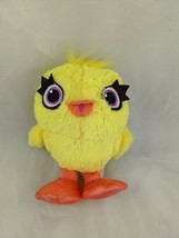 "Disney Toy Story 4 Ducky Plush 5.6"" Just Play Stuffed Animal Toy - $9.95"