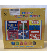 Magicfun Cloth Book Baby, Baby Bath Books Baby's First Soft Cloth Book S... - $16.04
