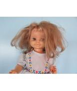 "Vintage Mattel 1969 ""Hi Dottie"" Doll Blonde Hair Brown Eyes 17"" tall - $24.75"