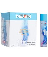 Neon 12 Cans of 11x Ultra Refined Butane Fuel Lighter Refill Gas - $28.20