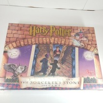 Harry Potter And The Sorcerer's Stone The Game Board Game, Never Played - $37.74