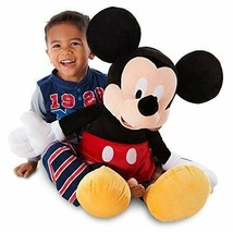 *Disney Disney Mickey Mouse Plush Mickey Mouse large stuffed toy 25 inch... - $119.98
