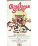 A Christmas Story 1983 VINTAGE VHS Cassette Peter Billingsley Darren McG... - $14.84