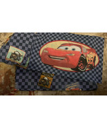 Disney Pixar Cars Jay Franco Twin Sheet Set With Pillow Case EUC - $39.50
