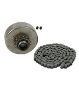 """Up to 10HP 14 Tooth Heavy Duty Go Kart 1"""" Centrifugal Clutch Fit 40 41 4... - $45.55"""