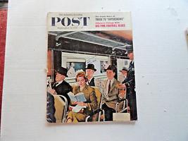 Saturday Evening Post Magazine September 24 1955 Complete - $9.99