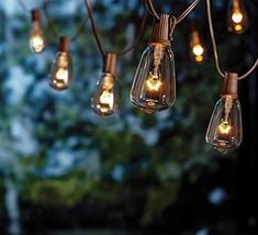 SkrLights Outdoor Patio String Lights,10Ft Edison Bulb String Lights for... - $14.27