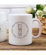 New Mug - Mug / Best mimi ever /  Gift / Grandma Mug / New - $10.99+