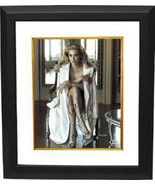 Kate Winslet signed 11x14 Photo Custom Framed (Vertical Sexy Pose w/ Whi... - $228.95