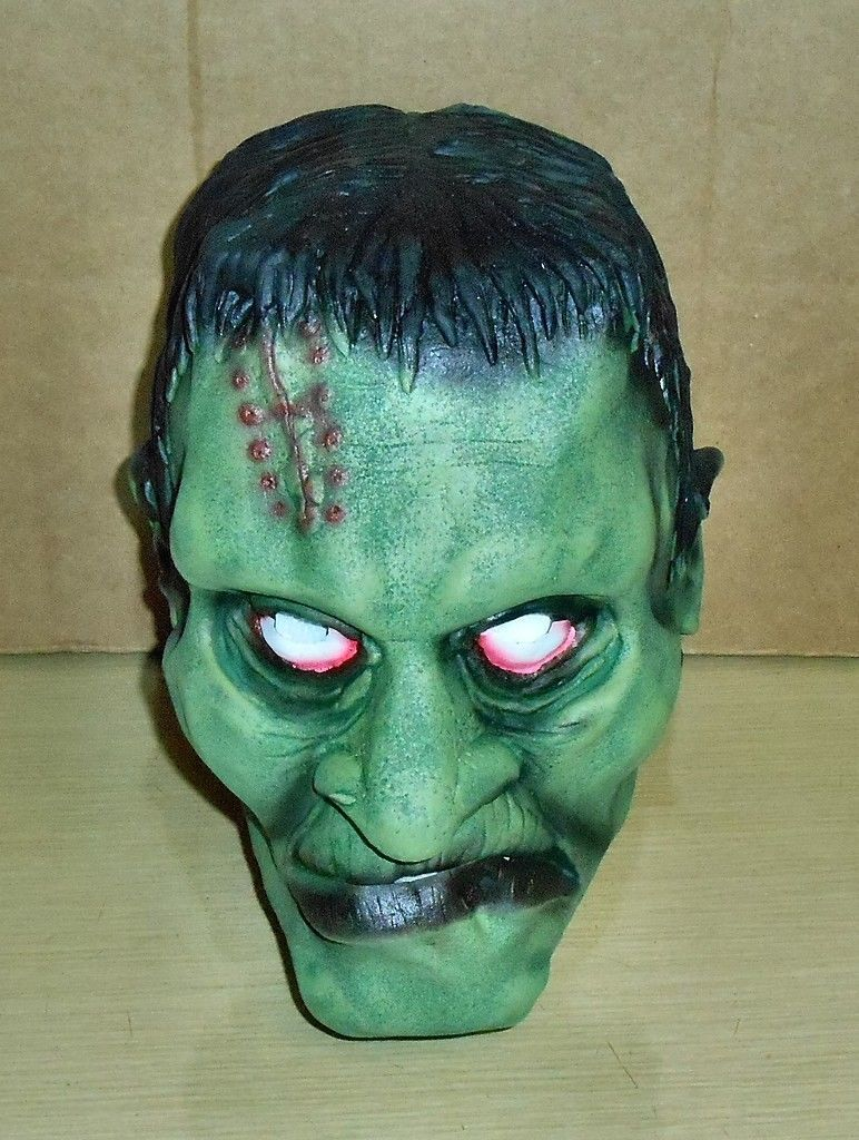 2003 Paper Magic Group- Frankenstein Latex Mask