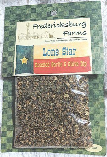 Fredericksburg Farms Lone Star Roasted Garlic And Chive Dip