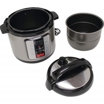 Precise Heat™ Electric Pressure Cooker 6.3 Qt. Stainless Inner Pot - €49,30 EUR