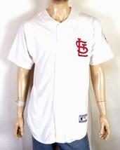 vtg 80s 90s rare Starter MLB Genuine Merchandise St. Louis Cardinals Jer... - $49.49