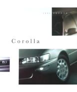 1995 Toyota COROLLA sales brochure catalog US 95 DX LE - $6.00