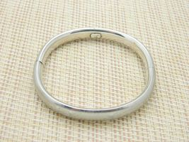 Binder Brothers BB Sterling Silver Etched Engraved Bracelet 12 grams From 1963 image 3
