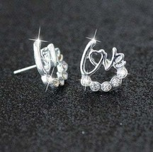 WLP brand jewelry new fashion Earring Fashion Brand Rhinestone Stud Earr... - $20.00
