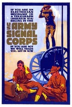 U.S. Army Signal Corps by Welsh - Art Print - $19.99+