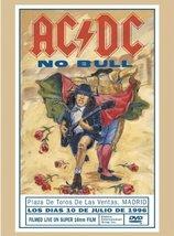 AC/DC - No Bull (Live Plaza De Toros De Las Ventas, Madrid) DVD