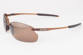 REVO 4045-03 CUT BANK Amber Polarized Bronze Sunglasses - $167.31