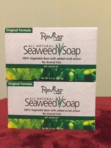 Reviva Labs All Natural Seaweed Soap, 4.5 oz - $8.59