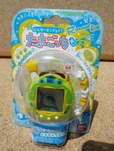 BANDAI Tamagotch plus green color enjoy opposite life! toy game with pac... - $340.00