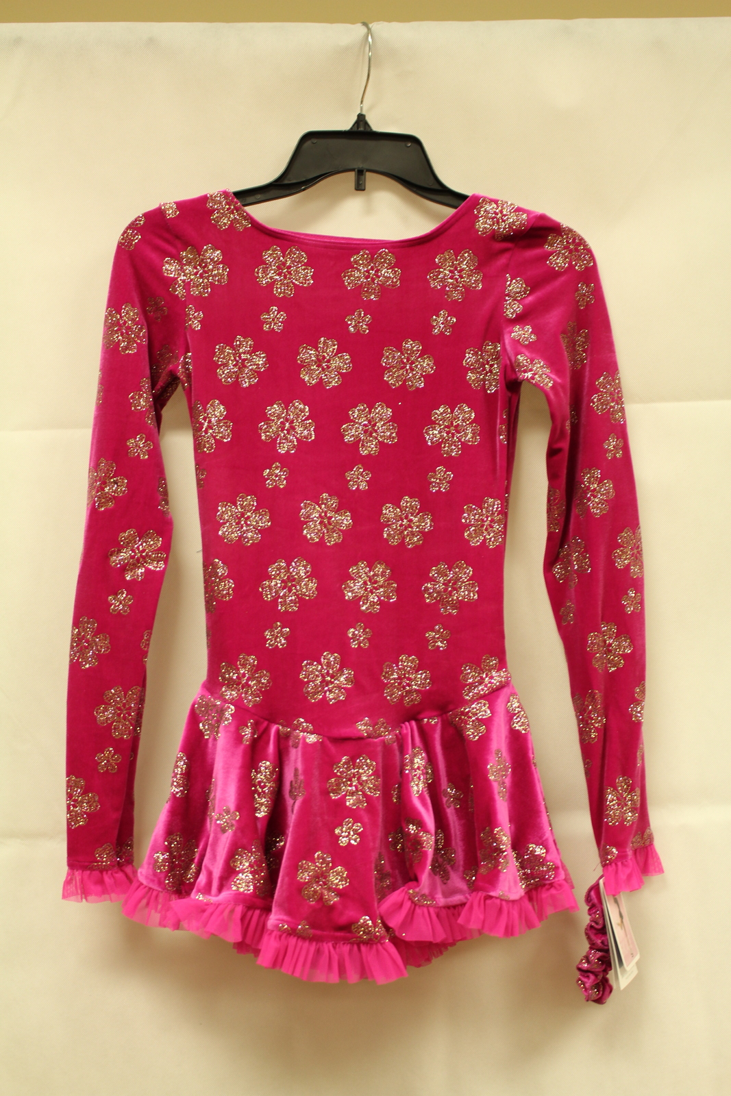 Primary image for Mondor Model 2739 Born to Skate Skating Dress - Pink Sherbet Size Child 10-12