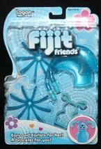 Fijit Friends Blue Logan Radica Accessory Pack Ears Earlets Bracelet New... - $13.55