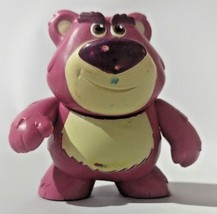 Disney Pixar Toy Story 3 Min Figure Buddy Lotso Bear PVC Mattel - $6.99