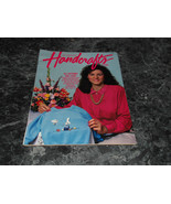 Country Handcrafts Magazine Spring 1990 Knitted Seeded Cable shell - $2.99