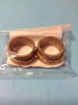 Kyocera Mita 73820070 fuser heat roller bushings (2) for DC 5055 5555 55... - $8.90