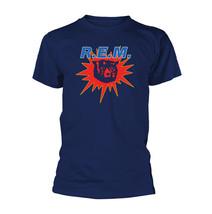 REM Monster R.E.M. Michael Stipe Peter Buck Official Tee T-Shirt Mens Un... - $29.56
