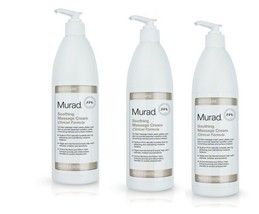 3 x  Murad Soothing Massage Cream Clinical Formula, Pro Size 16.9 oz wit... - $49.49