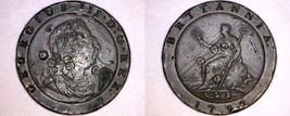 1797 Great Britain 1 Cartwheel Penny World Coin - England - George III -... - $79.99