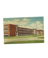 Vintage Color Post Card - BENJAMIN FRANKLIN JUNIOR HIGH SCHOOL, Fargo, N... - $3.75
