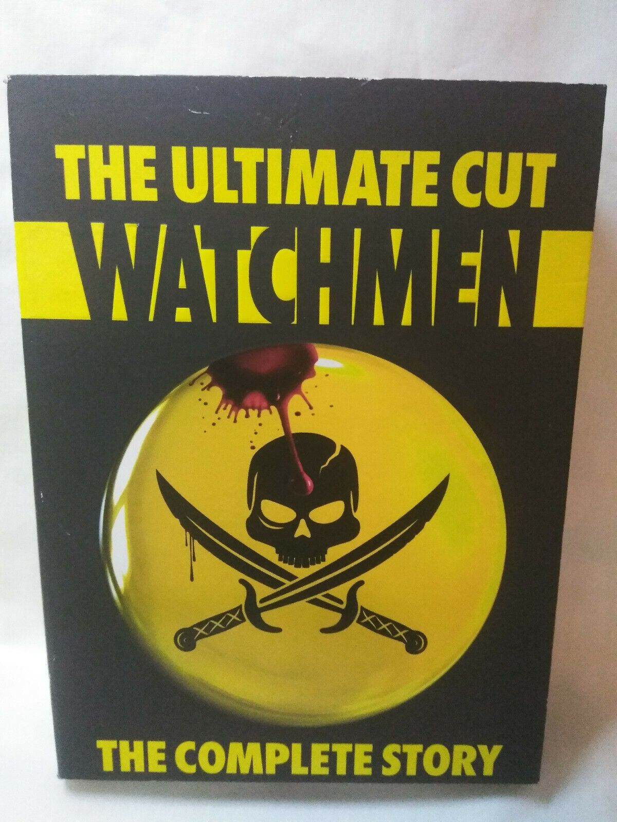 Watchmen--The ultimate cut The Complete Story 5 Discs