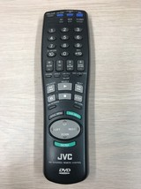 JVC Remote Control RM-SVD2000U Tested And Cleaned                      O7
