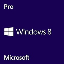 Windows 8 Pro Professional 32/64-Bit Full Retail Edition Full Edition Li... - $18.39