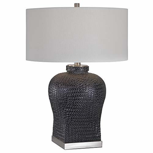 Weave Texture Table Lamp image 2