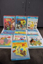 vintage lot of 10 Fisher Price Talk to Me Books No Recorder - $19.95