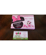 Minnie Mouse baby shower invitations set of 12 - $20.79