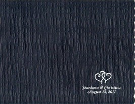 """150 Personalized printed 24# Paper placemats wedding 10"""" x 14"""" Graduatio... - $45.53+"""