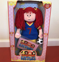 Language Littles Plush Sophie Speaks Italian & English New in Box 2002 S... - $40.83