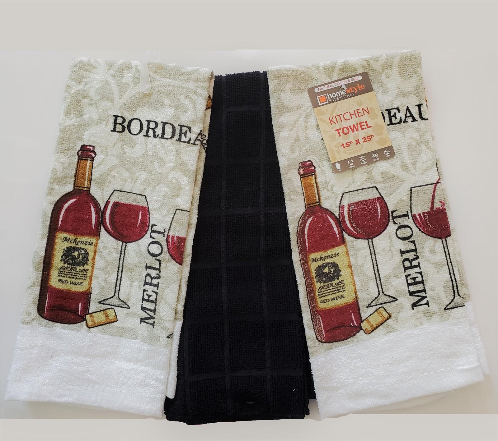 Bordeauxwinetowels 1