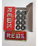 Bones Super Reds Skateboard Bearings Set Of 8 New (open boxes) pack - $18.00