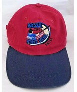 Vintage NCAA Men's College World Series Baseball Cap Red (2001) Strapback - $9.90