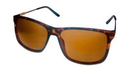 Timberland Sunglass Mens Tortoise Rectangle Plastic, Polarized Lens TB71... - $22.49