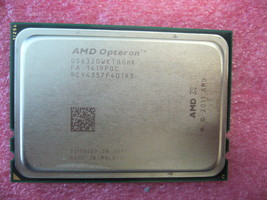 Qty 1x Amd Opteron 6320 2.8GHz Eight Core (OS6320WKT8GHK) Cpu Tested - $81.70