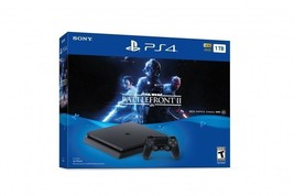 Star Wars Battlefront 2 Playstation 4 Slim 1 TB Hard Drive Console Game ... - $452.51