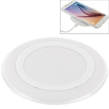 A1 qi standard wireless charging pad white for samsung nokia lg other sm... - $23.99
