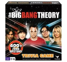 The Big Bang Theory Trivia Game  Show  400+ Trivia Questions NEW & SEALED - $27.72